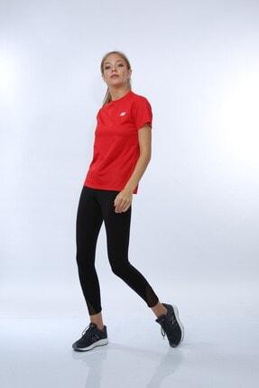 New Balance Nbtm009-chr Kadın T-shirt
