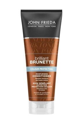 John Frieda Kahverengi Saçlara Özel Renk Koruyucu ve Nemlendirici Bakım Kremi 250 ml 5017634116088