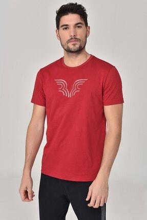 bilcee Kırmızı Erkek T-Shirt GS-8814