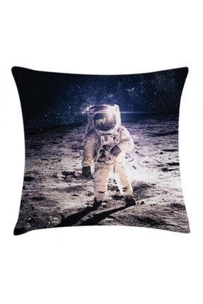Orange Venue Uzay Minder Kılıfı Astronot Desenli