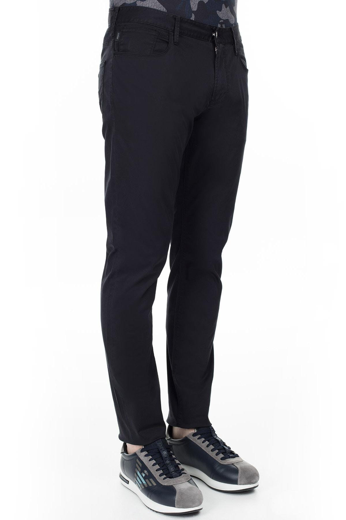 Armani Jeans Armani J06 Jeans Erkek Pamuklu Pantolon 3Y6J06 6Nedz 0561 2