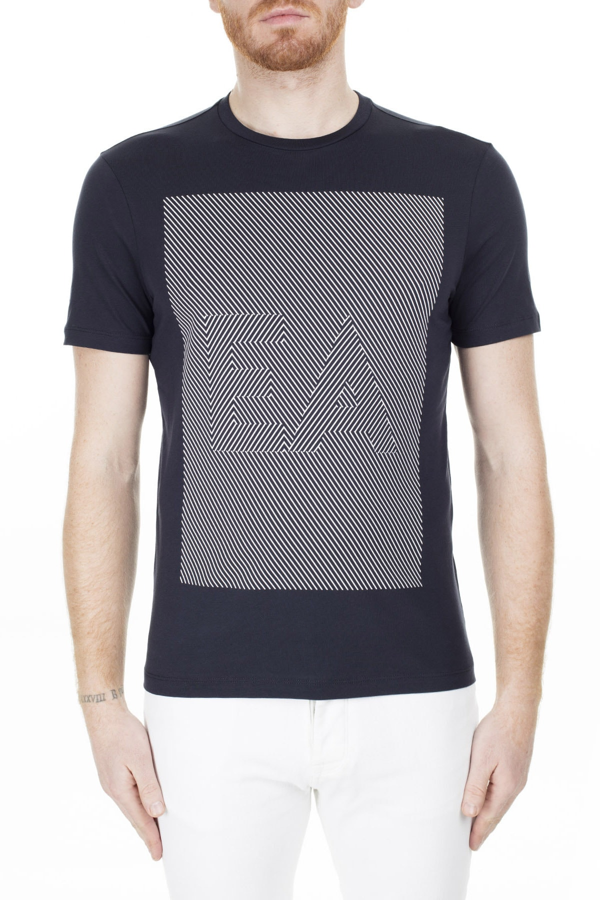 Emporio Armani T Shirt Erkek T Shirt 3H1Tb2 1Jnqz 0922