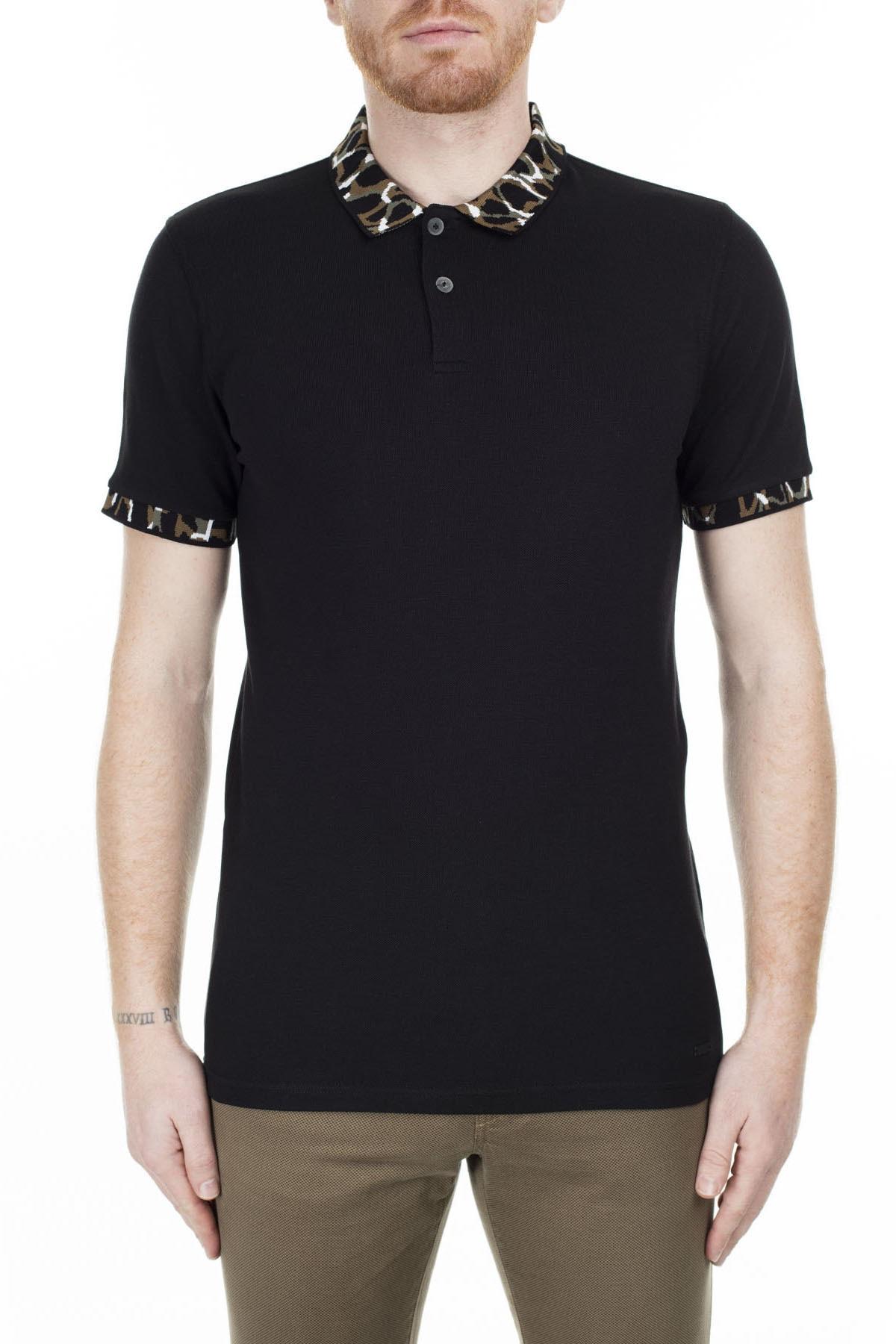 Boss Orange Hugo Boss Polo T Shirt Erkek Polo 50425013 001