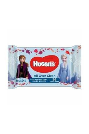 Huggies Fozen Islak Mendil 10x56 Adet