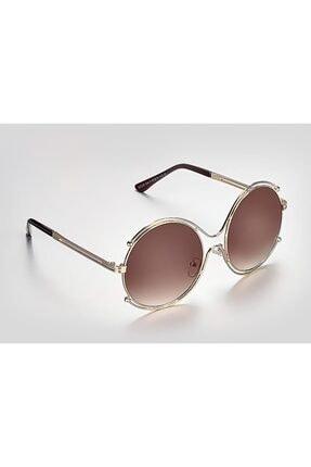 Golf Club Kadın Yuvarlark Güneş Gözlüğü
