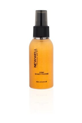 New Well Işıltılı Vücut Spreyi - Derma Shimmer Fragrance 8680923315591