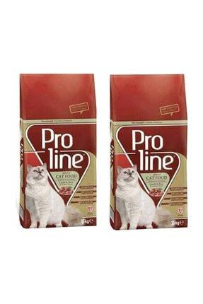 Pro Line Kuzulu Kedi Kuru Maması 1.5 Kg * 2 Adet
