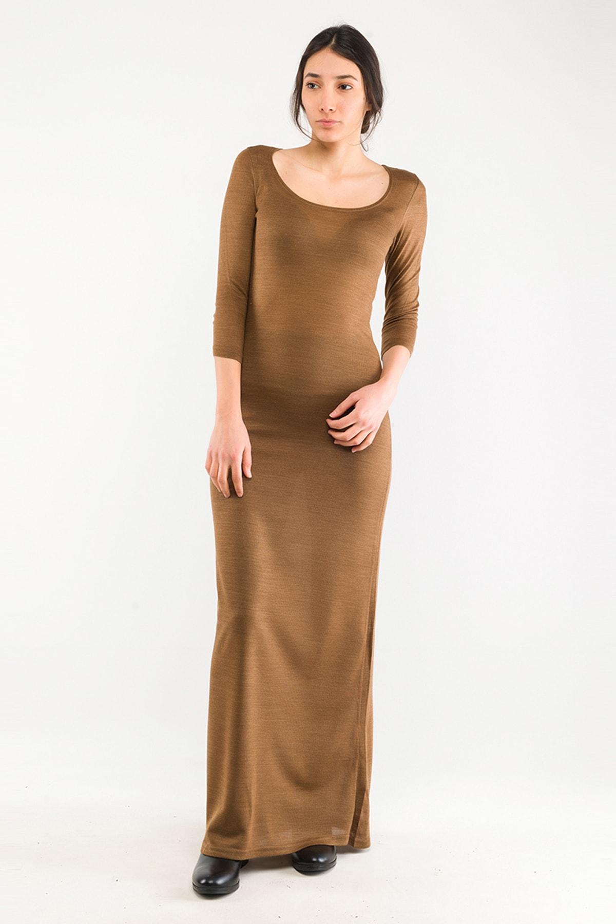 Vero Moda Kadın Tunik Camel Vr012 1