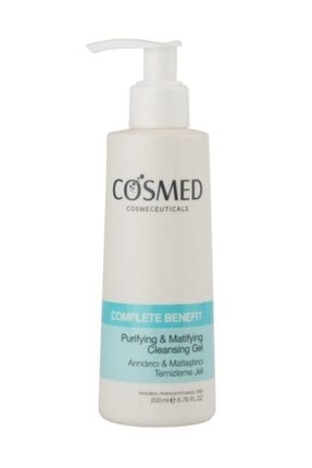 COSMED Complete Benefit Cleansing Gel 200 ml