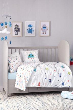 Yataş Bedding Robot Ranforce Bebek Nevresim Takımı
