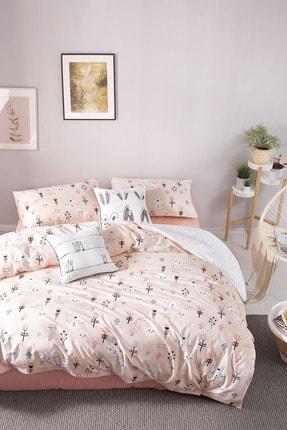 Yataş Bedding Bunny Ranforce Çift Kişilik Nevresim Takımı