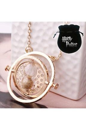abbsee Harry Potter Time Turner Hermione Granger Kum Saati Kolye Zamanda Yolculuk Kolyesi