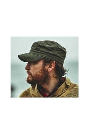 ZERRİN Modamarka-shop Erkek Castro Şapka Kasket Haki Outdoor Stili Kep