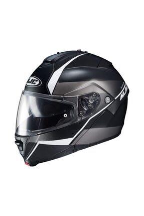 HJC Is-max Iı Mine Mc4hsf Çene Açilir Motosiklet Kaski