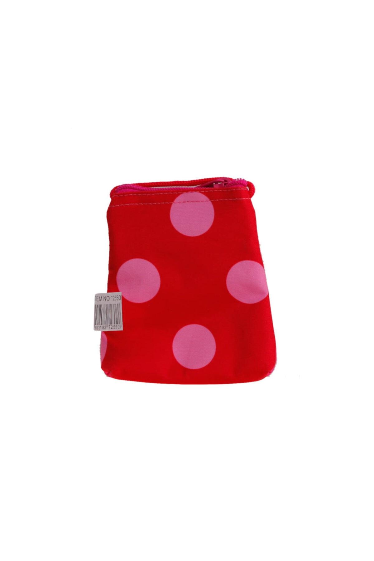 MINNIE 72550 Kırmızı Kız Çocuk El Çantası 2