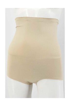 NBB Kadın Külot Korse Premium Body Slim Ten