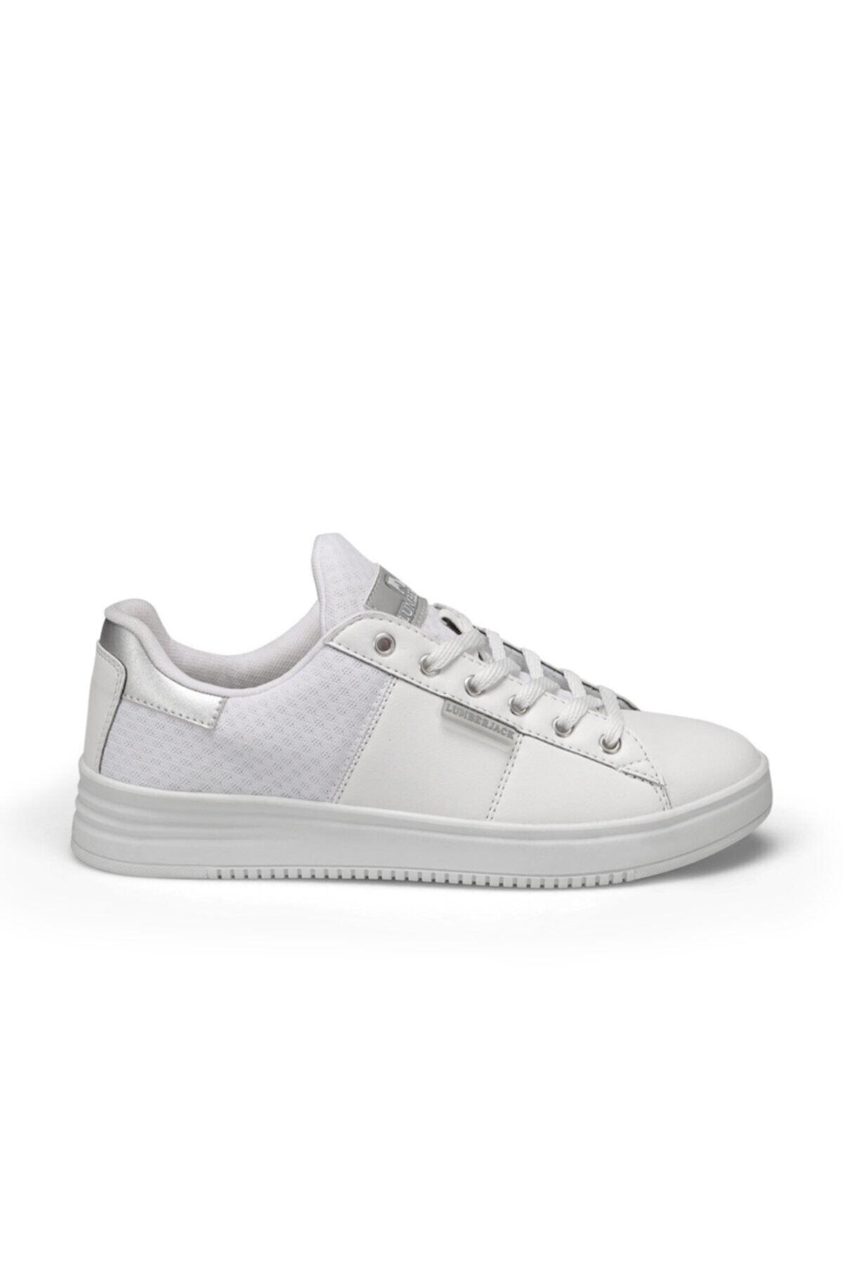 lumberjack Arya Beyaz Kadın Sneaker Ayakkabı 2