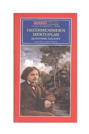 Bordo Siyah Yayınları Değirmenimden Mektuplar-Alphonse Daudet