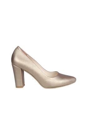 PUNTO Bronz Kadın Stiletto 462003
