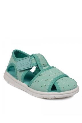 Vicco 332.e20y.306 Ilk Adım Phylon Yeşil Çocuk Sandalet