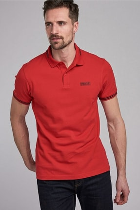 Barbour Essential Tipped Polo Shirt