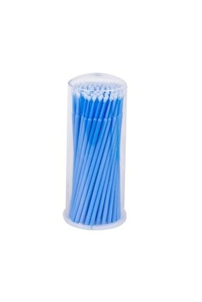 Micro Brush Ipek Kirpik Ve Blading Fırçası 100 Adet