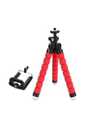 Cadence Ahtapot Tripod Kamera Cep Telefonu Tripod Stand Çubuğu Mini Tripod