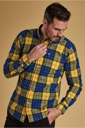 Barbour Toward L/s Shirt Yellow Gömlek