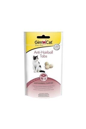 Gimcat Anti-hairball Tabs – 1 Adet 40gr X 12 Adet