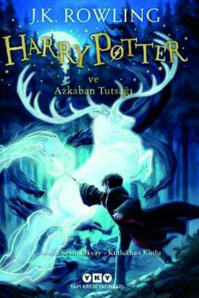 Yapı Kredi Yayınları Harry Potter Ve Azkaban Tutsağı - 3