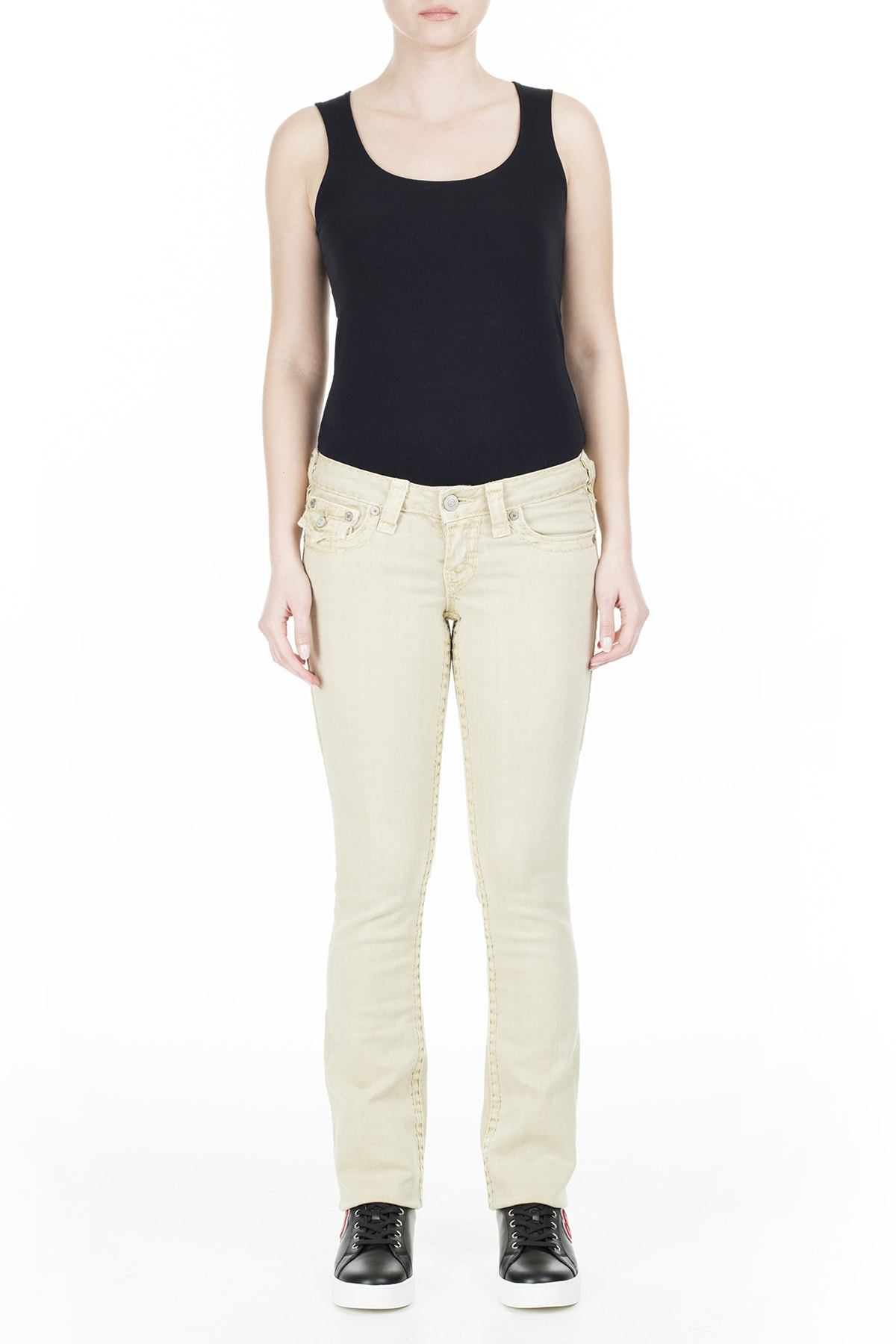 True Religion Jeans Kadın Kot Pantolon W95572N99 1