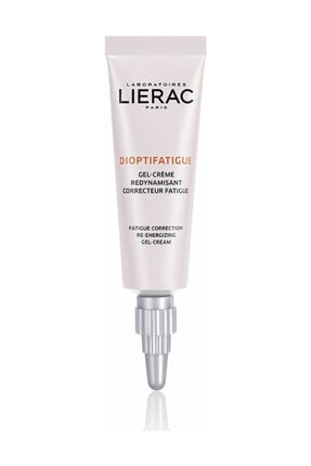 Lierac Yaşlanma Karşıtı Göz Kremi 15 ml - Dioptifatigue Fatigue Correction Re-Energizing Gel