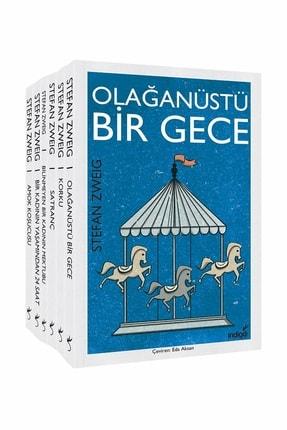 İndigo Yayınları Stefan Zweıg Seti 6 Kitap Takım