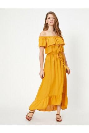 Koton Firfir Detayli Elbise