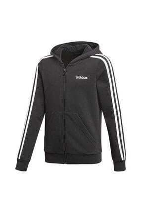 adidas Training Essential Kadın Siyah Kapüşonlu Ceket Dv0368