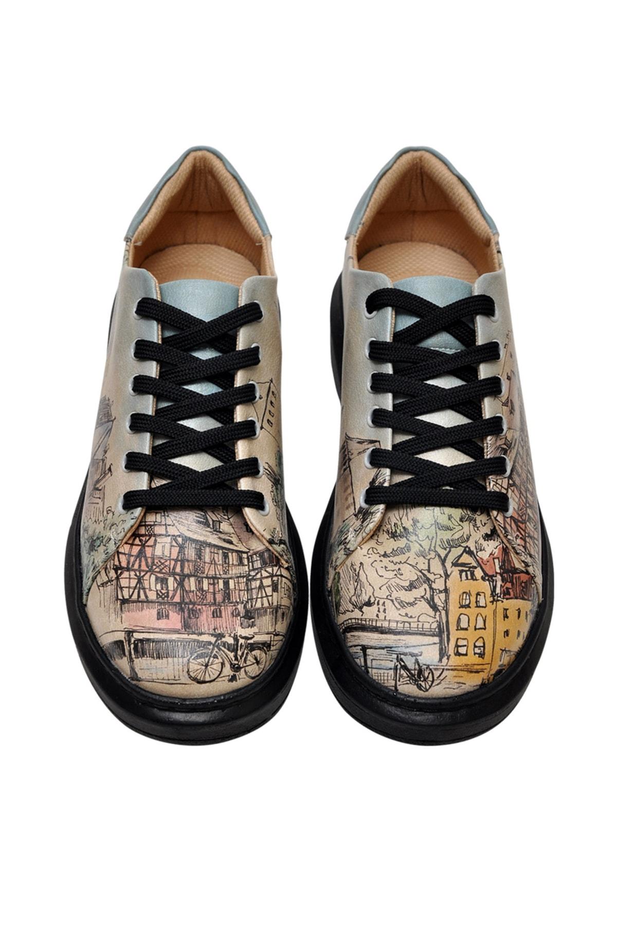Dogo Multi Kadın Oxford Ayakkabı 1DGOW2020016 1
