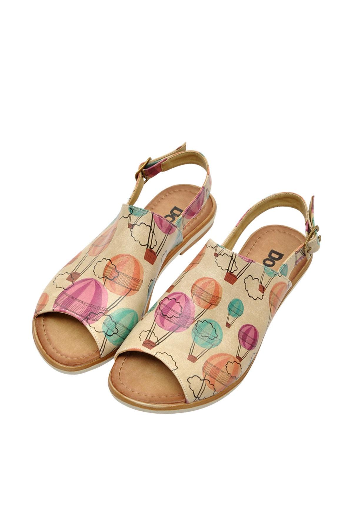 Dogo Up Kadın Düz Sandalet 2