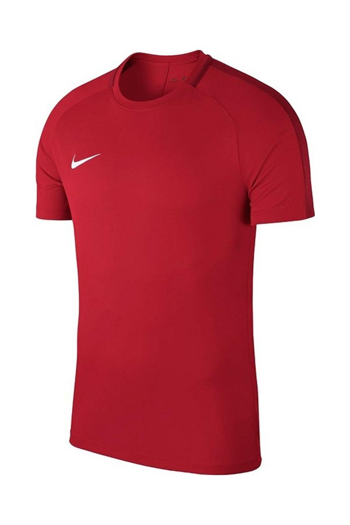 Nike Kids Kırmızı Çocuk Dry Academy 18 Top Spor Tişört 1