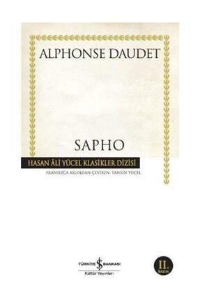 TÜRKİYE İŞ BANKASI KÜLTÜR YAYINLARI Sapho Ciltli Hasan Ali Yücel Klasikler Alphonse Daudet