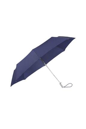Samsonite Mavi Unisex Alu Drop - Otomatik Katlanabilir Şemsiye 34439
