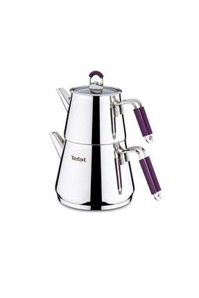 TEFAL Icone 1.25 / 2.5 Litre Maxi Çaydanlık - Mor 2100107017