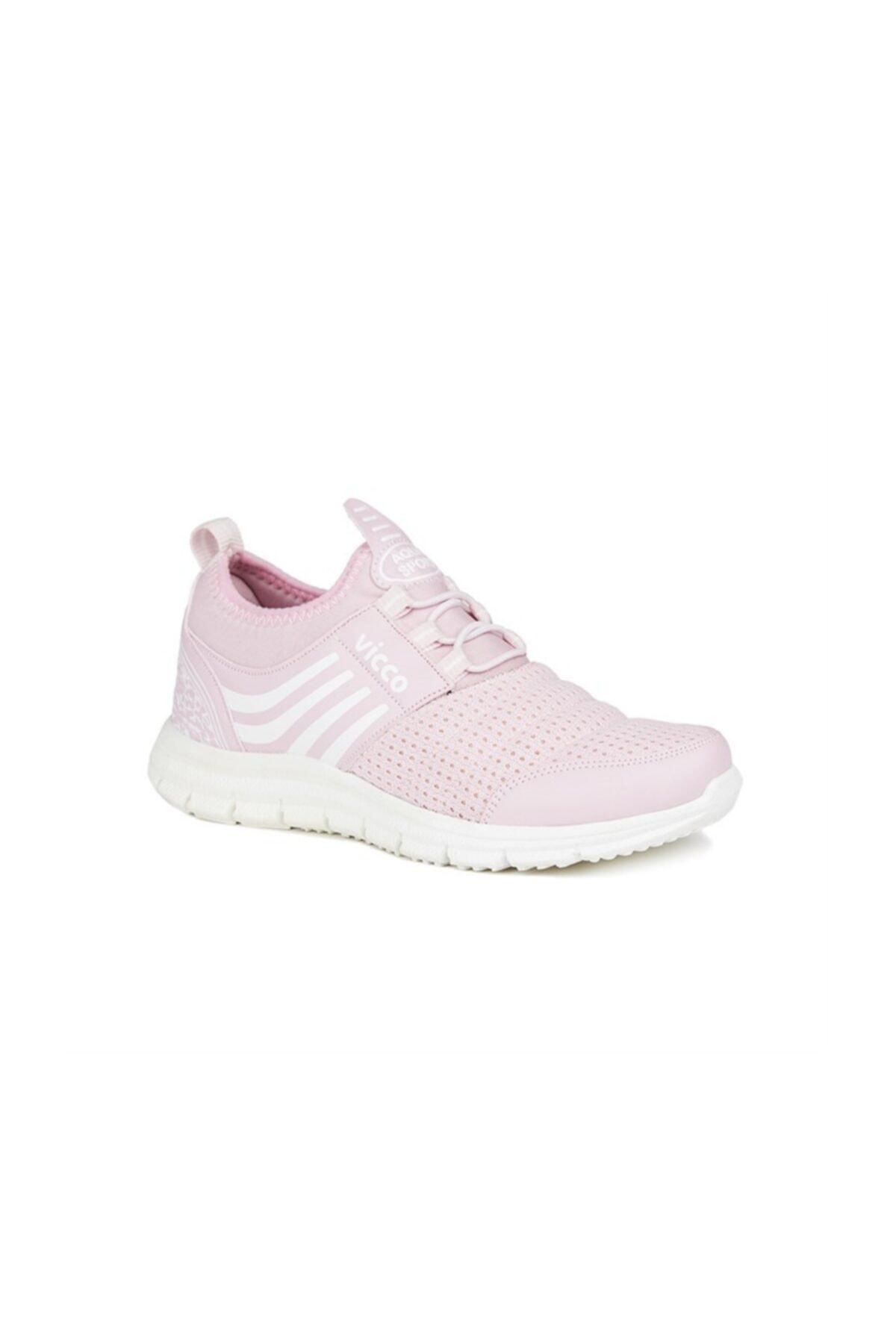 Vicco Aqua Spor Ayakkabı Pembe 1