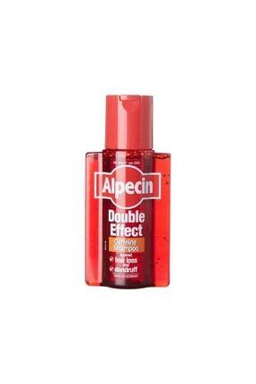 ALPECİN Dökülen-kepekli Saç Için 2etkili Cafeın Şampuan 200ml*8