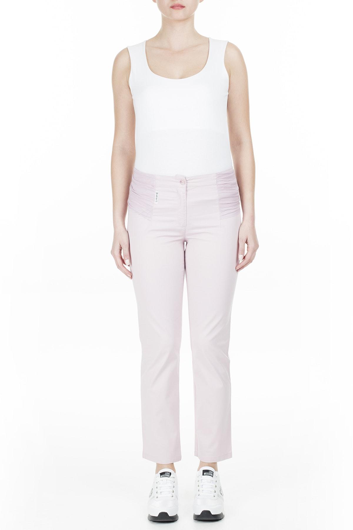 Armani Jeans Kadın Pembe Pantolon Zoxbsp10Pl 1