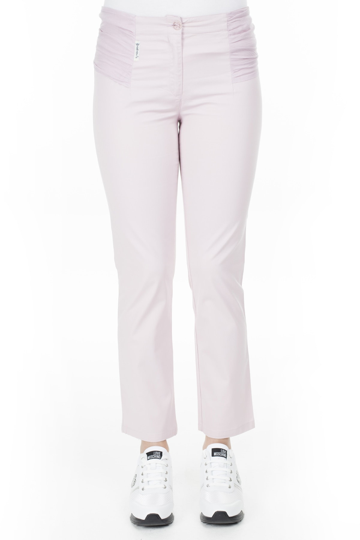 Armani Jeans Kadın Pembe Pantolon Zoxbsp10Pl 2