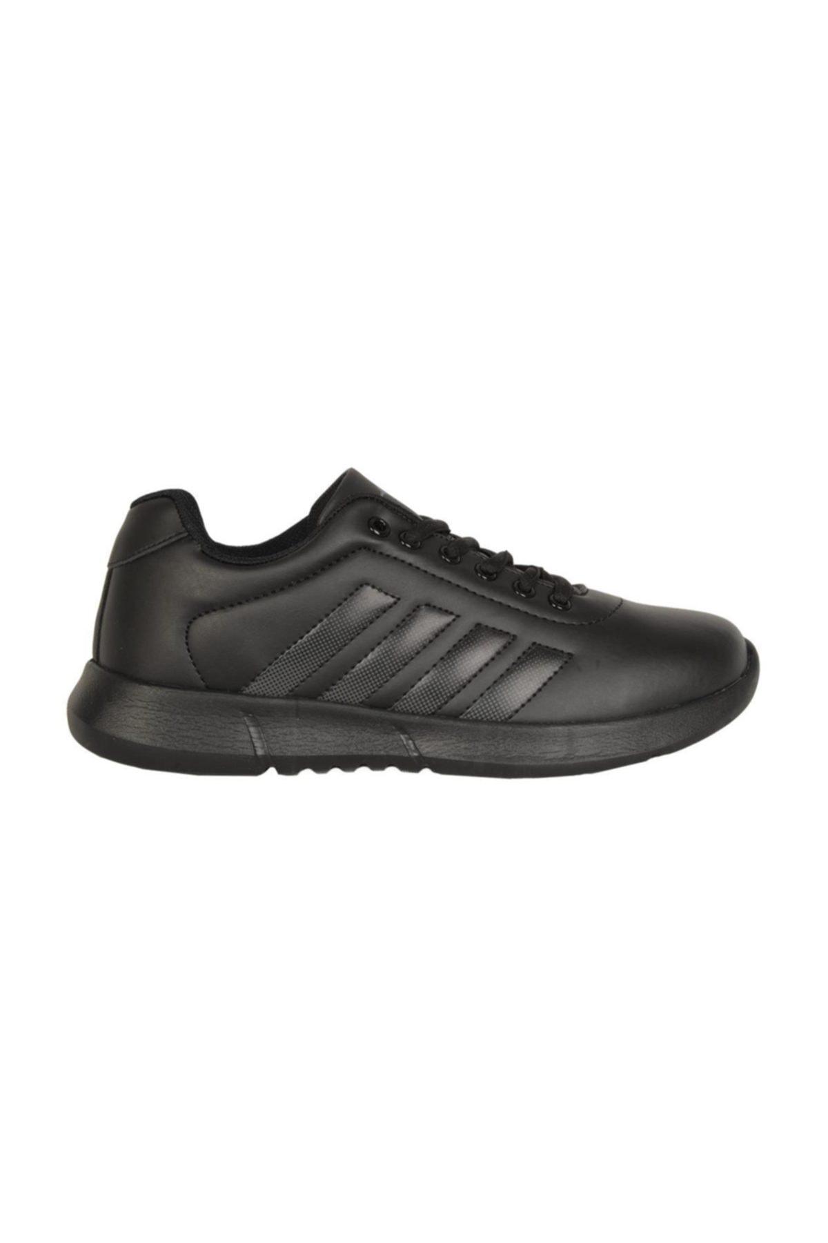 Cheta Siyah Günlük Yürüyüş Bayan Spor Ayakkabı C047 1