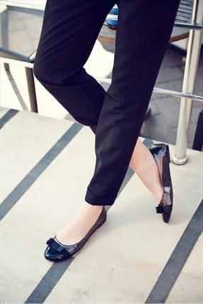 Fox Shoes Bronz Kadın Babet 8726019507