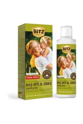 Zigavus Bitz Baş Biti ve Sirke Şampuanı 200 ml