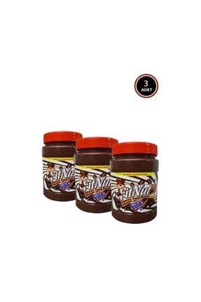 FitNut Şekersiz Çikolatalı Yer Fıstığı Ezmesi 800 gr X 3 Adet