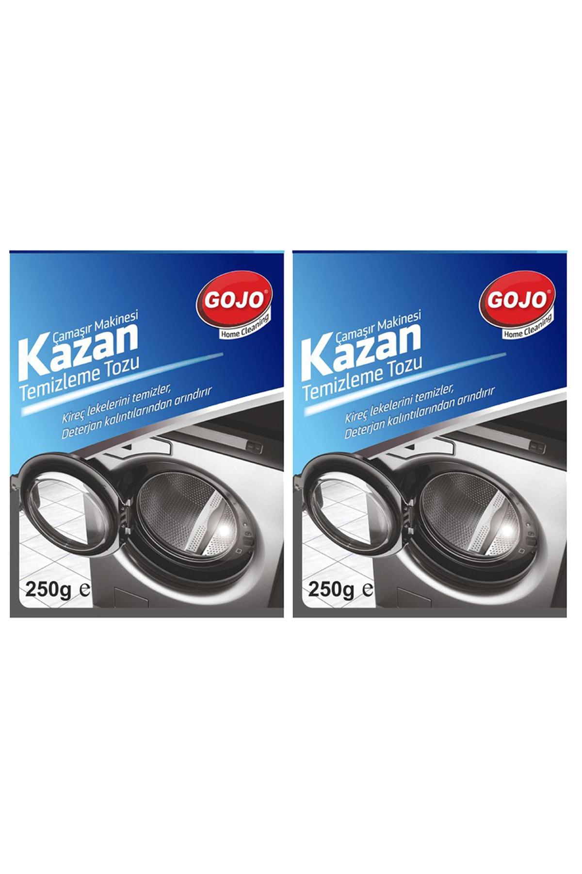 Gojo Çamaşır Makinesi Kazan Temizleme Maddesi 250 G + 2' li Set 1